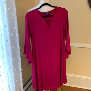 Context for Lord & Taylor Swing Dress Small EUC